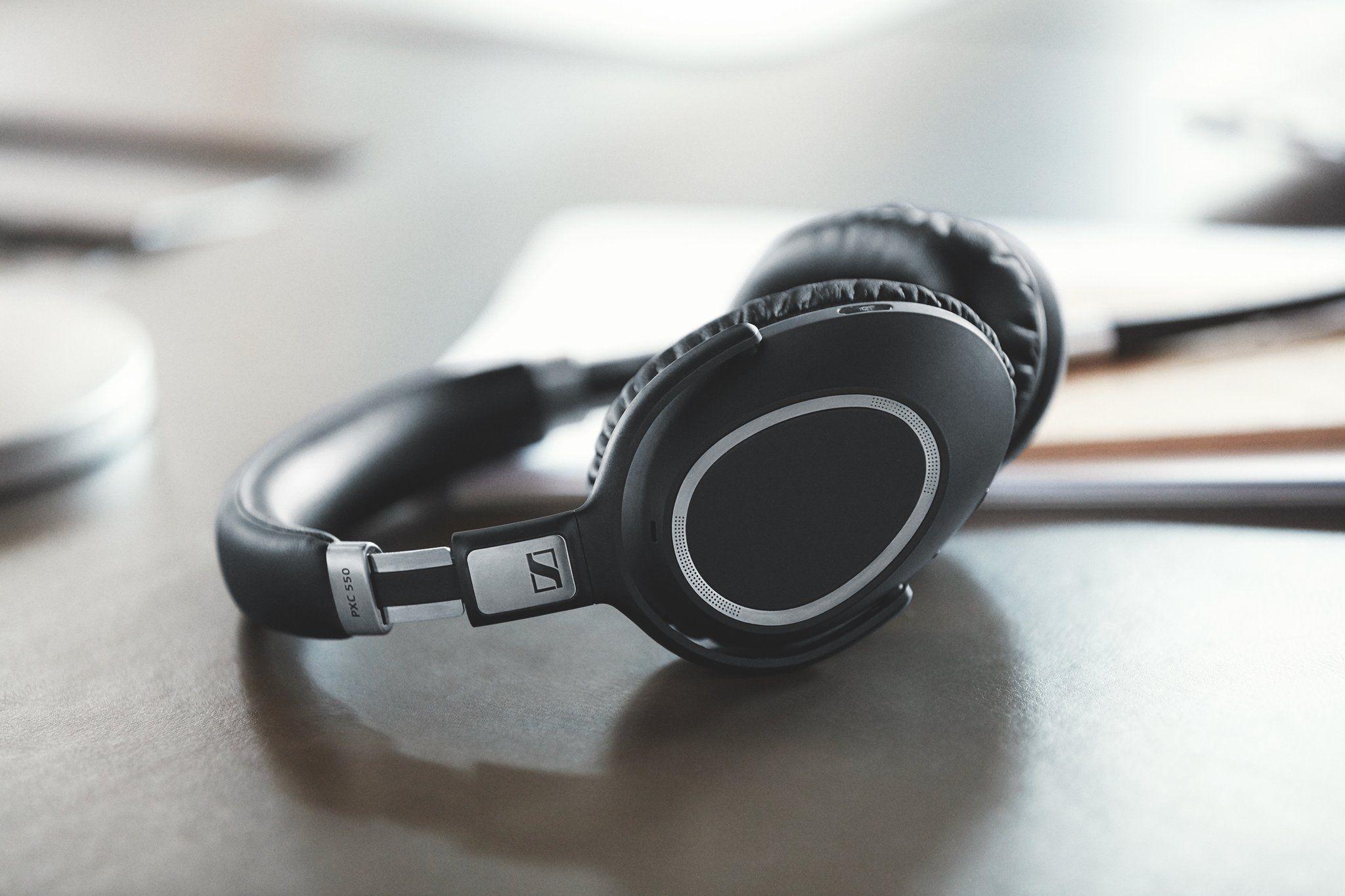 d797784e9ba Sennheiser PXC 550 Wireless - Noise Cancelling Bluetooth Headphone –  ForEarsOnly