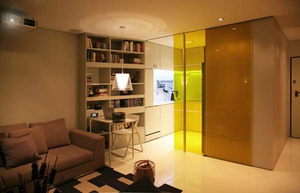 Living In A Small Urban Apartment Closet House  Urban Apartment Inspiration Living Room Design For Small House Design Inspiration