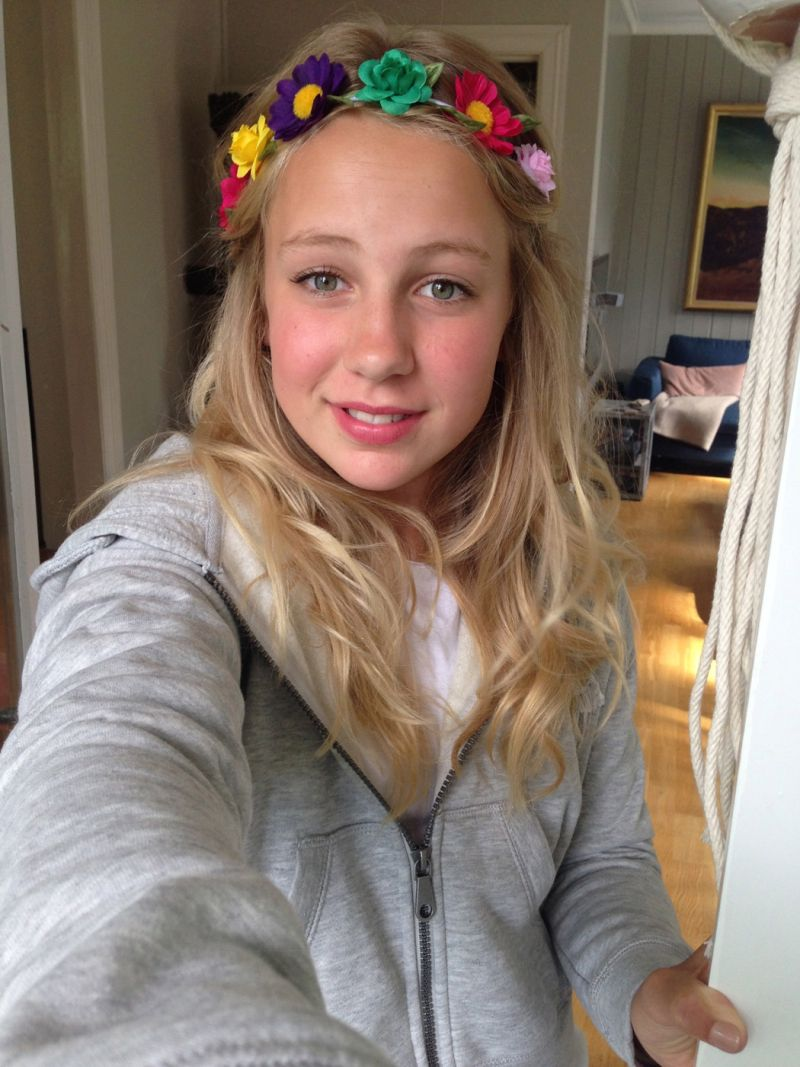 Meet Thea, Plan Norway's 12 year old child bride.