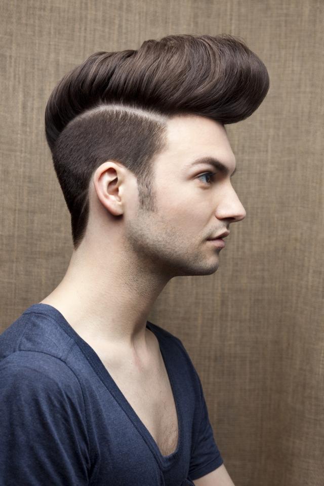 Rockabilly Frisuren Männer Undercut