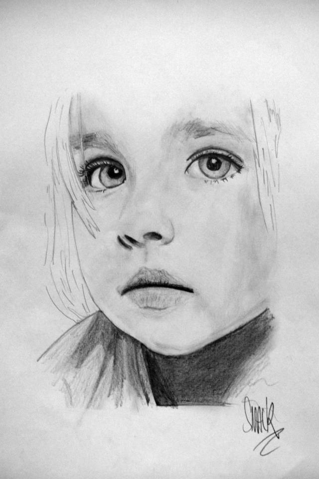 comment dessiner un visage realiste apolline pinterest pencil portrait pencil drawings et. Black Bedroom Furniture Sets. Home Design Ideas