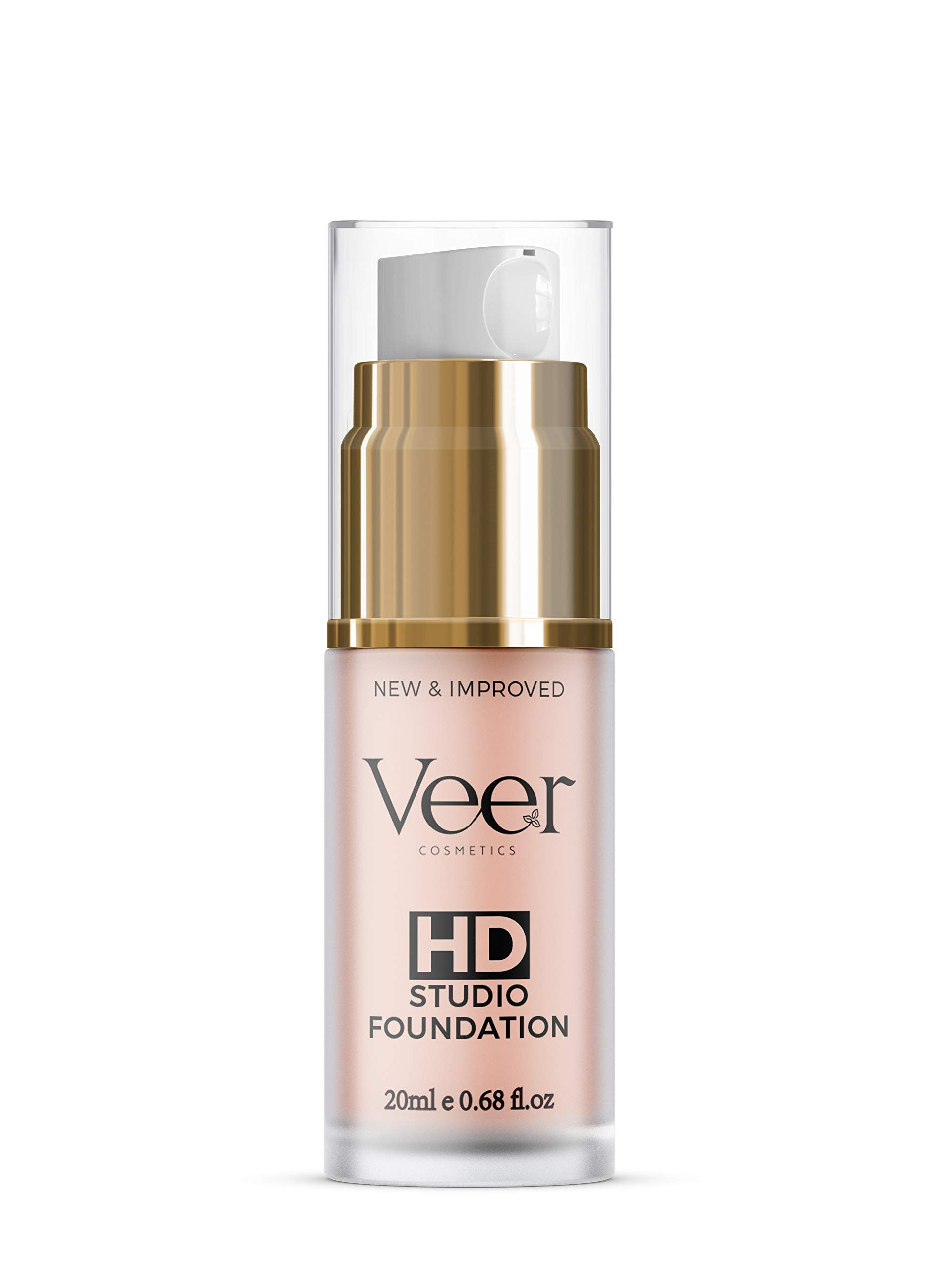 Veer HD Studio Foundation Full Coverage Foundation