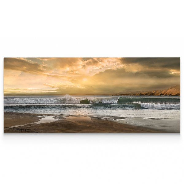 Wexfordhome New Dawn By Carol Robinson Photographic Print On Wrapped Canvas Reviews Wayfair Gallery Wrap Canvas Painting Prints Photographic Print