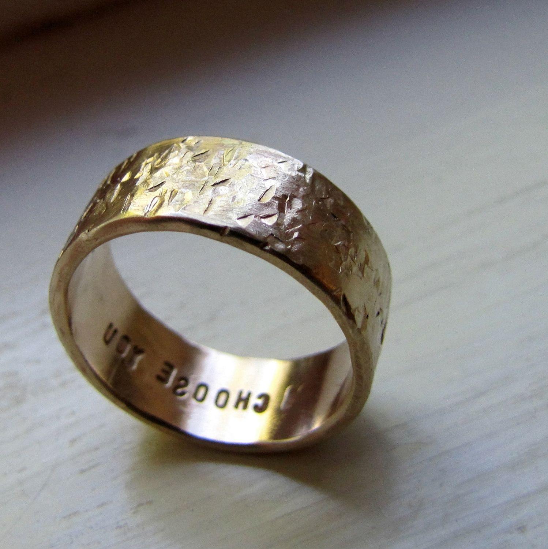 Weird Wedding Rings