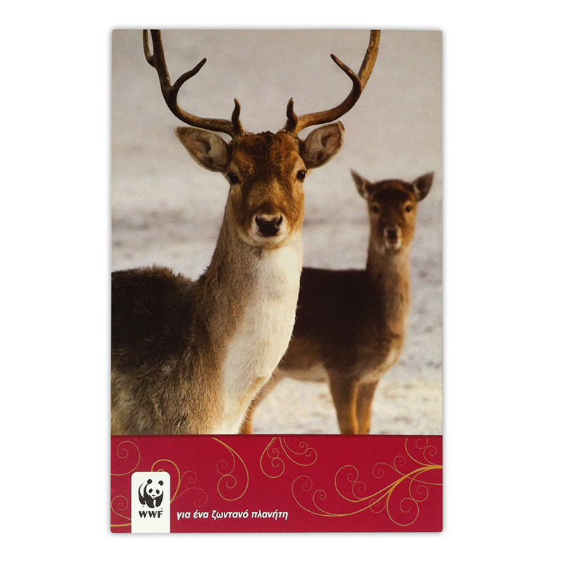 8 best wwf Christmas Cards images on Pinterest | Amp, Envelopes and ...