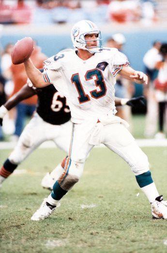 DAN MARINO !!....THE QUICKEST RELEASE     EVER SEEN !!