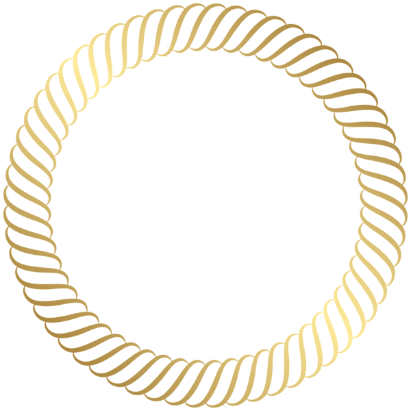 Round Gold Border Png Clip Art Image Free Clip Art Mandala Design Pattern Clip Art Borders