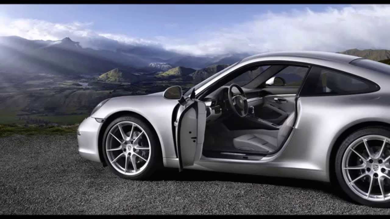 Car Door Open And Close Sound Effect Porsche 911 New Porsche Porsche 911 Carrera