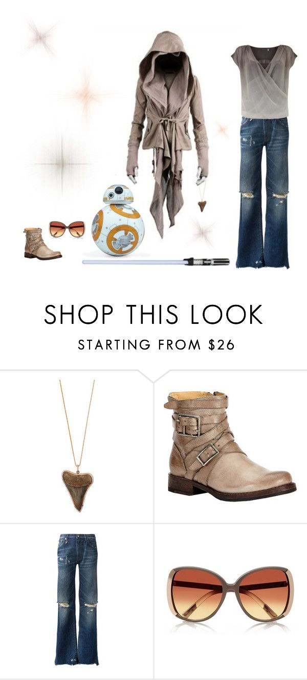 """Rey of Light"" by southernreef ❤ liked on Polyvore featuring Nicholas K, Anita Ko, Frye, R13, River Island, Mint Velvet, women's clothing, women, female and woman"