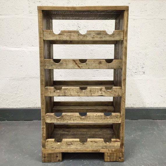 bois de palettes r cup r vin rack rack vin bois de par caisleyco diy projects pinterest. Black Bedroom Furniture Sets. Home Design Ideas