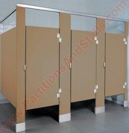 Global Partitions Solid Plastic Doors Pinterest - Hadrian bathroom stall hardware