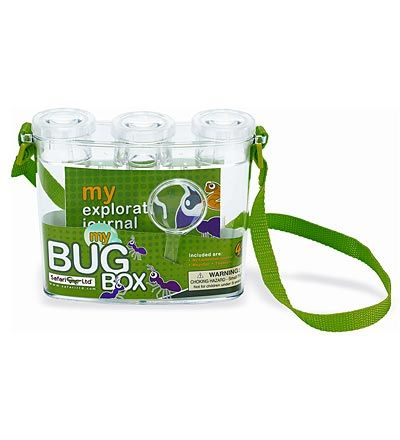 Safariology™ My Bug Box Exploration Kit with 4 Compartments $10.98