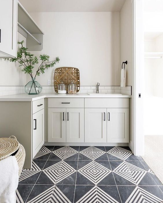 Steal The Look of These Stylish Laundry Rooms