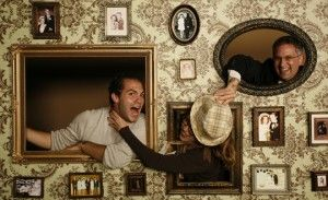 diy wedding photo booth picture wall | Wedding Decor | Photo