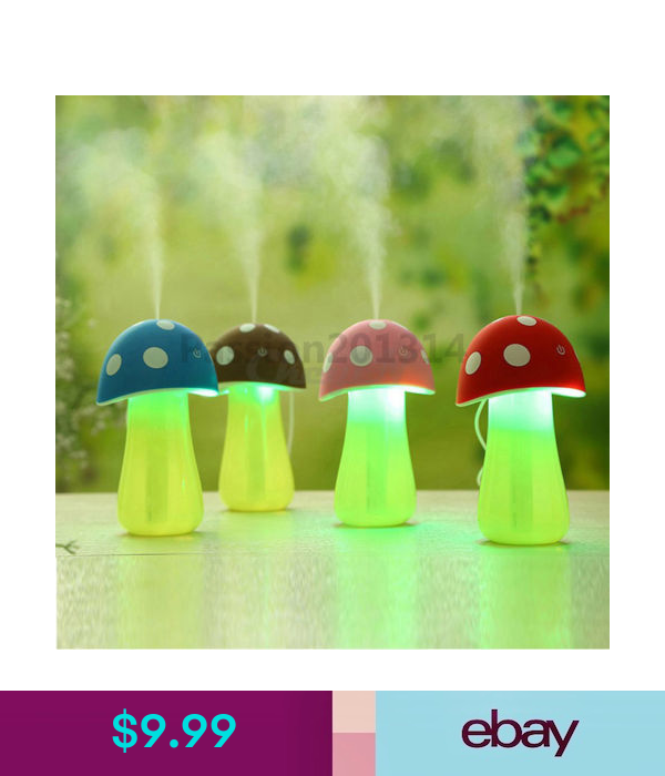 unbrand Humidifiers Home & Garden Led night light