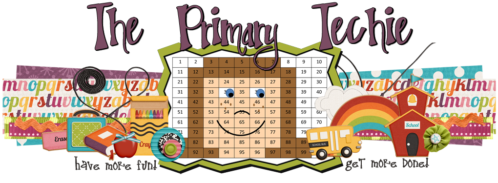 One Day left of The Primary Techie's $100 TPT gift certificate... two easy entries!!