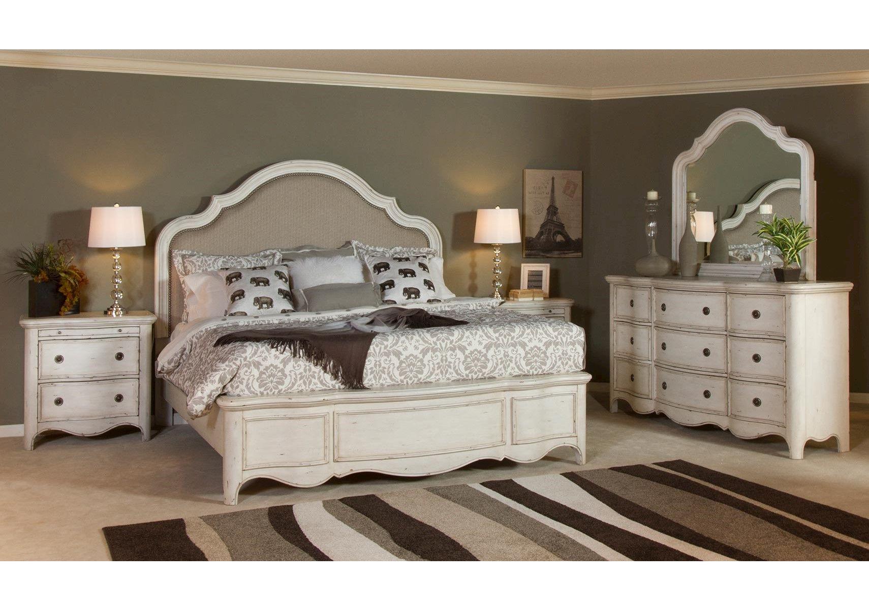 Lacks Champlain 4 Pc Queen Bedroom Set Bedroom Sets Queen
