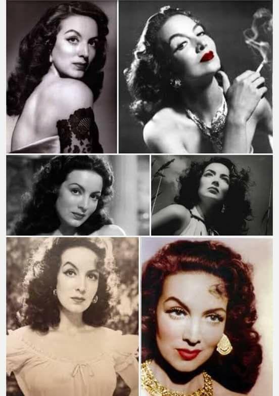 Diva del cine mexicano  María Félix