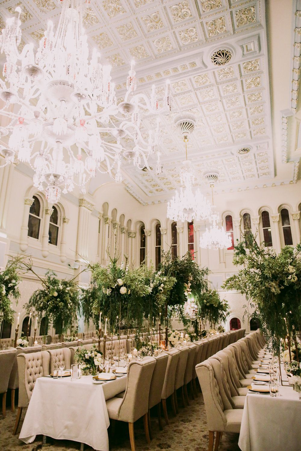Chic australian wedding with greenery and gold photo by lara hotz chic australian wedding with greenery and gold photo by lara hotz http junglespirit Choice Image