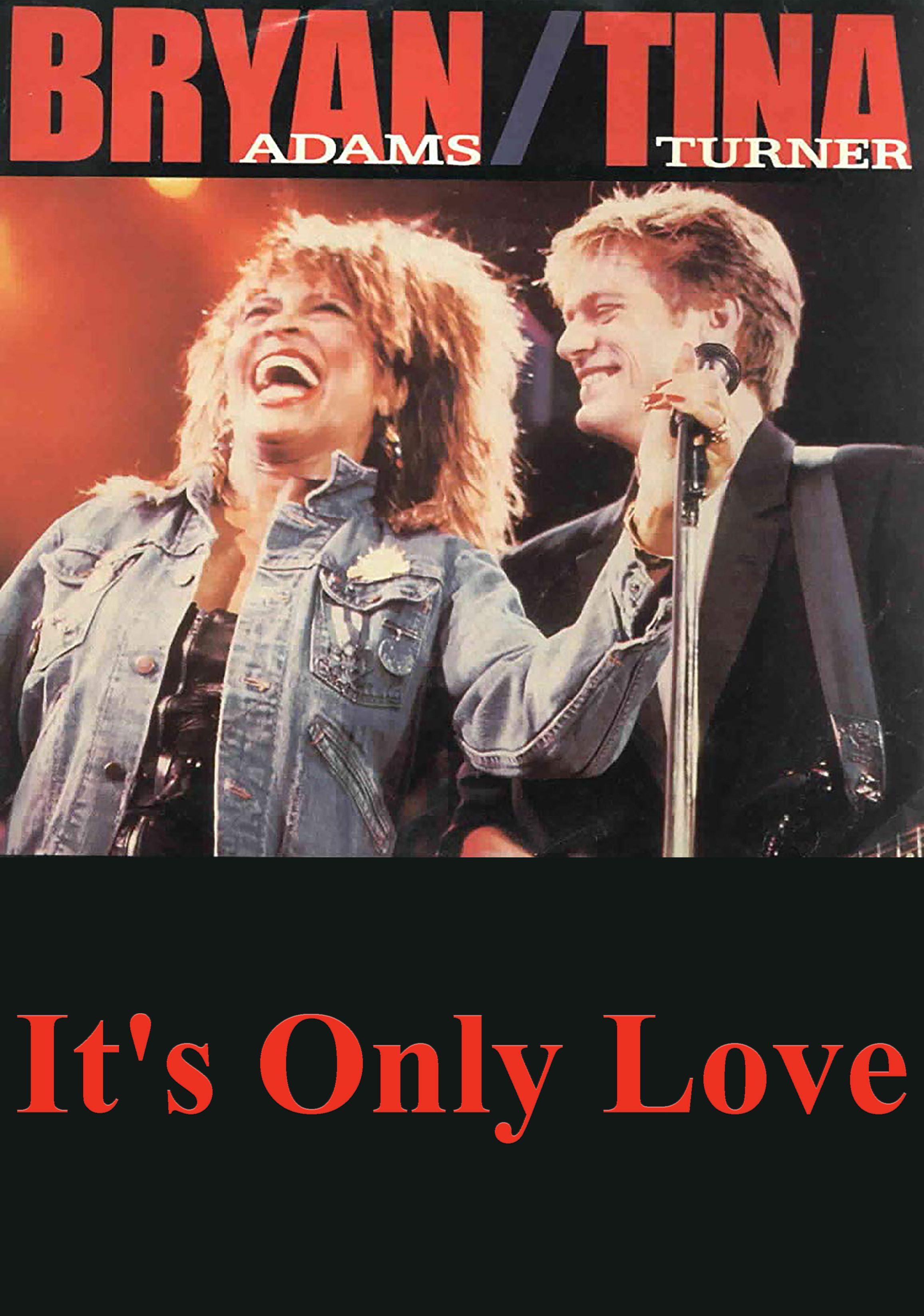 It S Only Love By Bryan Adams Sheet Music Free Sheet Music Piano Sheet Music Sheet Music