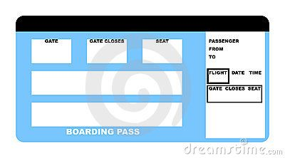 blank airline tickets - Google Search | Centre aéroport | Pinterest