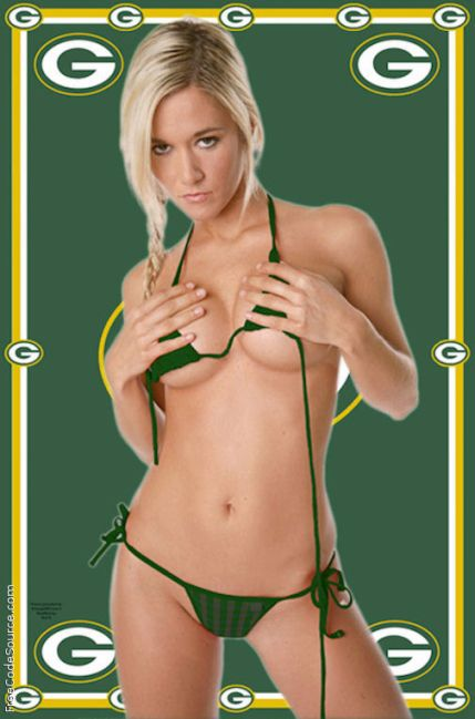 36 Hottest Green Bay Packers Cheerleaders & Sexy Superfans ...