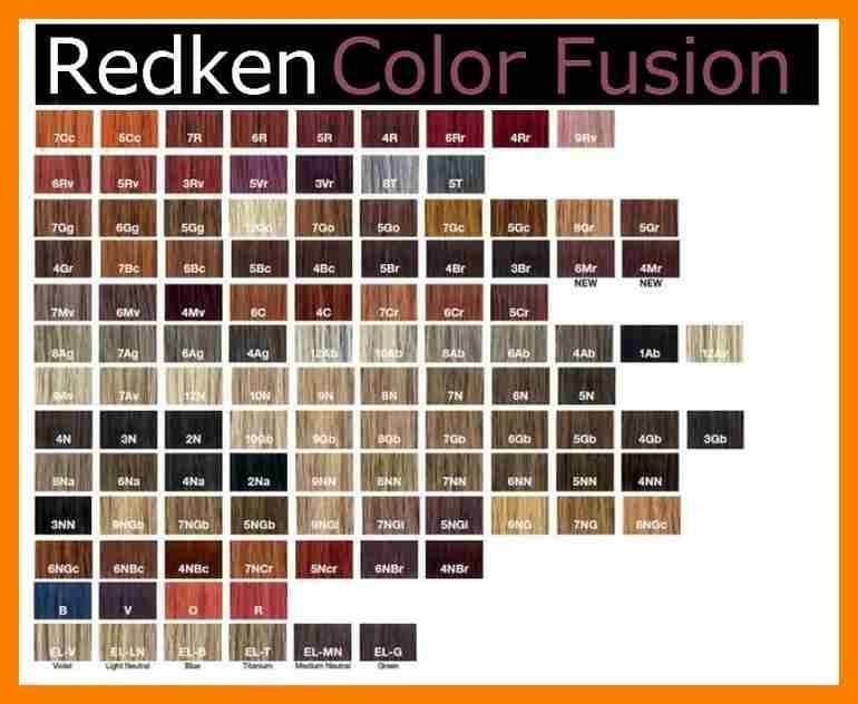 Redken Cover Fusion Chart Pogot In 2020 Redken Hair Color Redken Hair Color Chart Redken Hair Products
