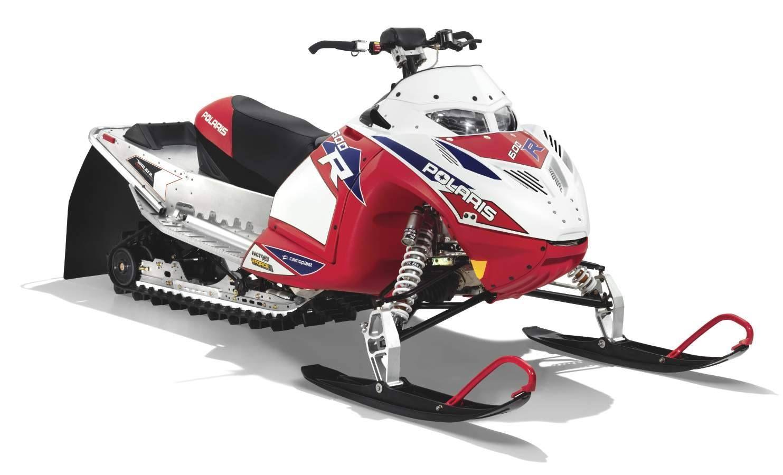 2014 polaris 600r sled