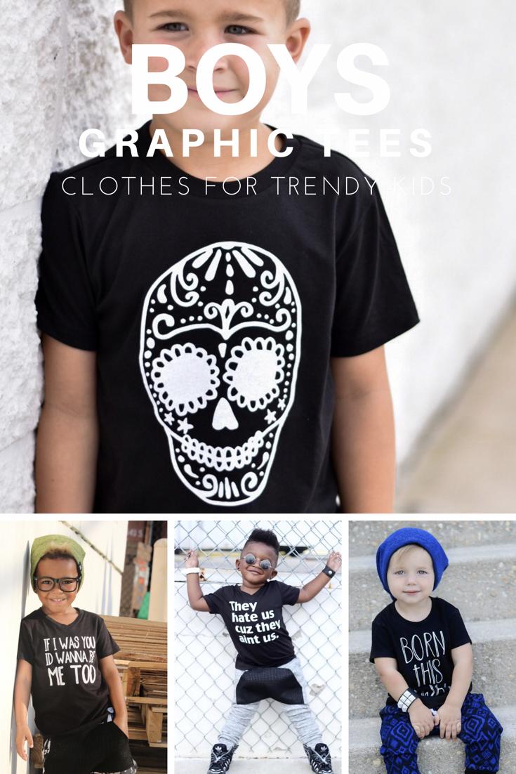 Cool graphic tees for boys from B. Gatsby. www.BGatsby.com 6fb8983b87