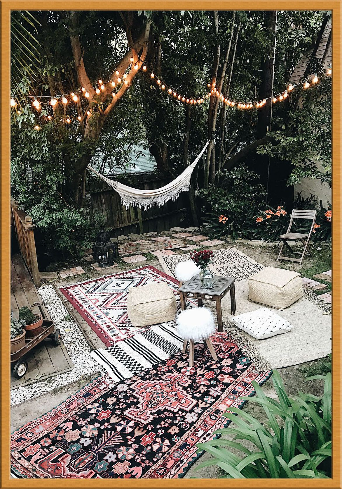 Bohemian Homedecor – So Simple Even Your Kids Can Do It