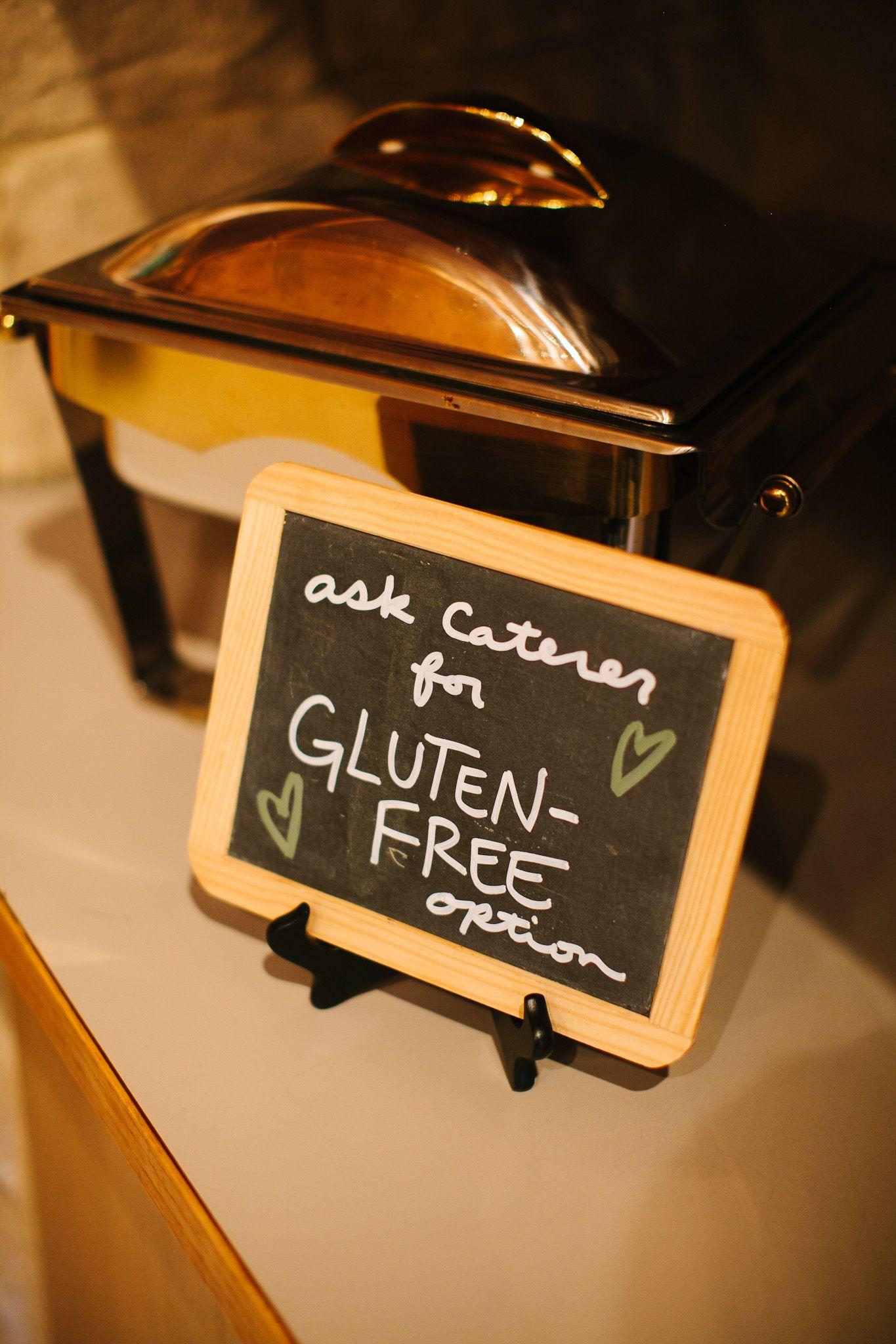 Gluten Free Options - Twelve baskets Catering