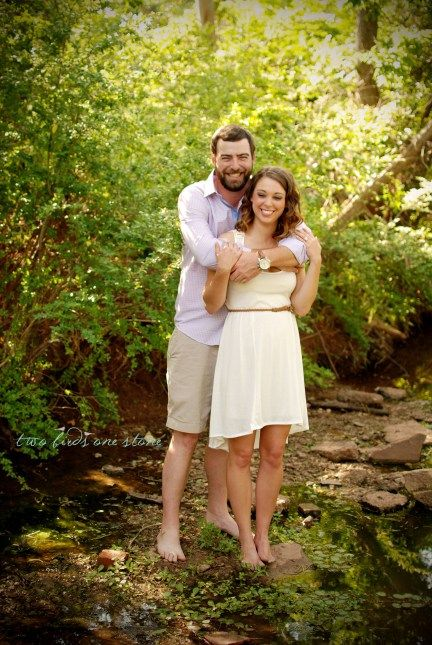 Haley + Jared | Engagements » {Abilene, Texas Photographer} | Two Birds One Stone Wedding