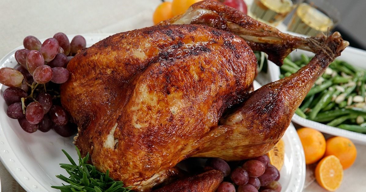 How to DeepFry a Thanksgiving Turkey Without Burning Down