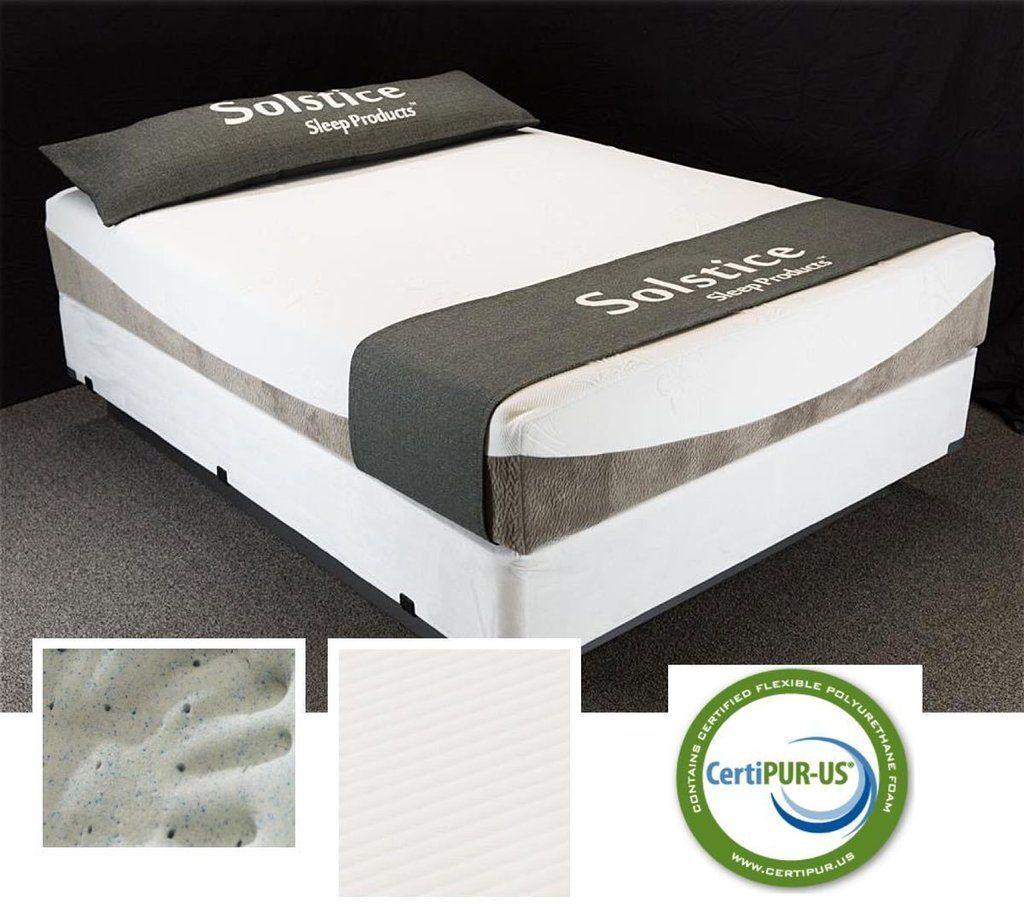 Queen Finland 9 Memory Foam Mattress Set My Furniture Place Mattress Sets Memory Foam Mattress Mattress