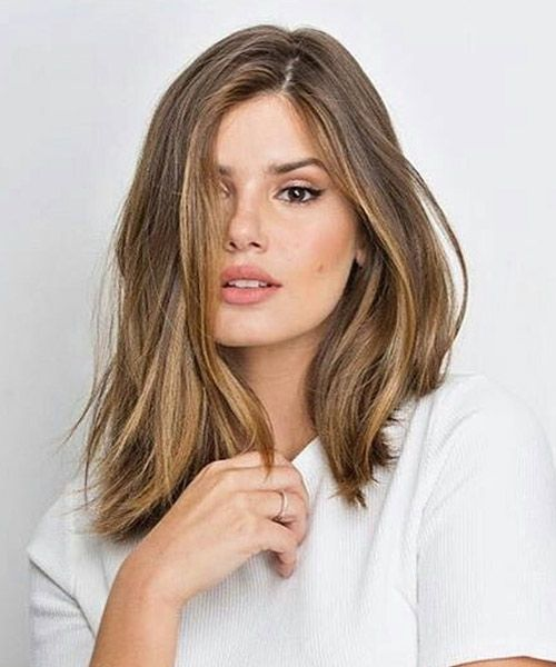 21 Luscious Long Bob's styling ideas to inspire you – Madame Friisuren