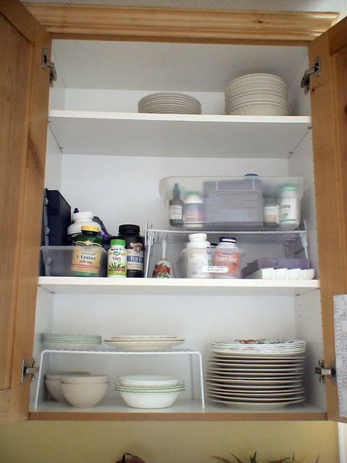 kitchen cupboards space savers design from Space Saving Kitchen ...