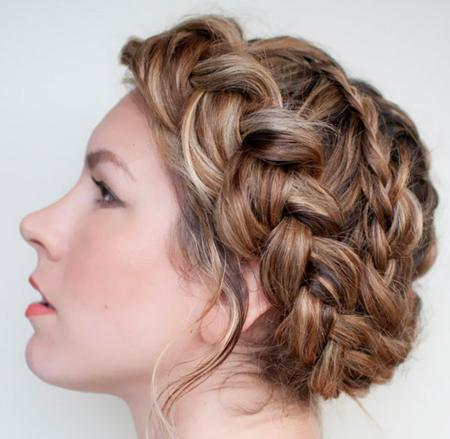 Wedding Hairstyles Examples: For Royals And Radioactive Rockers: A Pretty Playlist Of