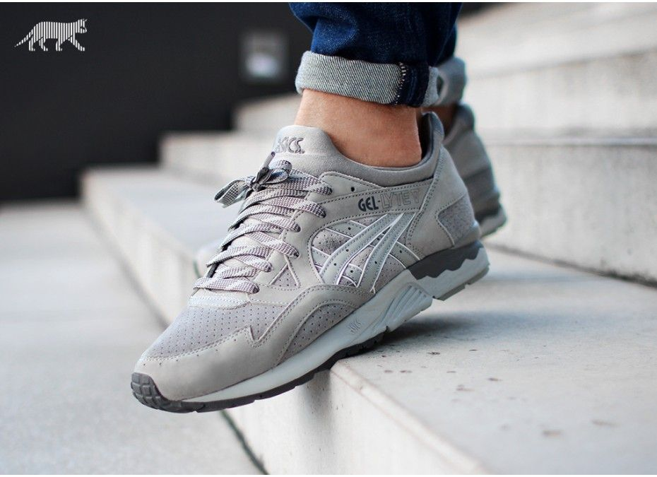asics gel lyte 5 grey