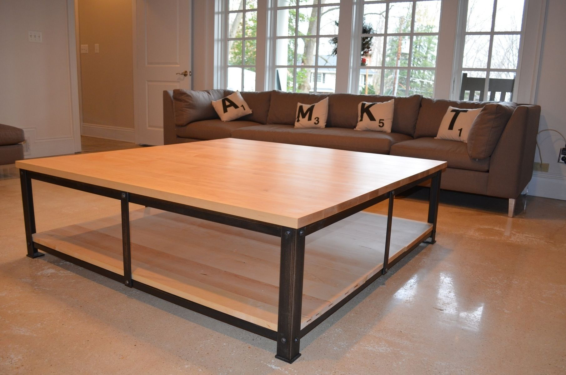20 60 Inch Square Coffee Table Americas Best Furniture Check More At Http Www Buzzfolders Com 60 I Coffee Table Square Coffee Table Coffee Table Farmhouse