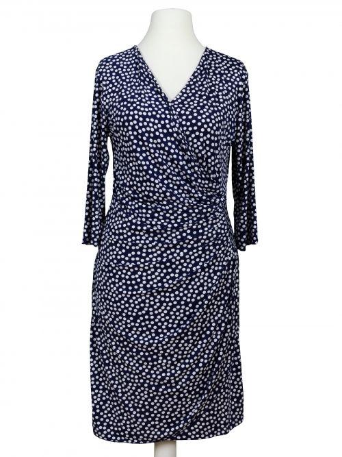 Damen Jerseykleid, blau von Lady Lot Paris bei www.meinkleidchen.de