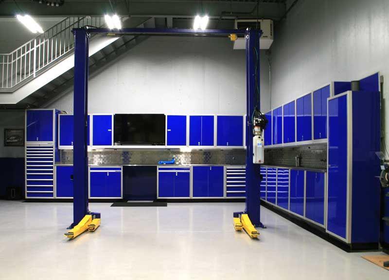 Tool Box Organization Ideas Garage Storage Solutions
