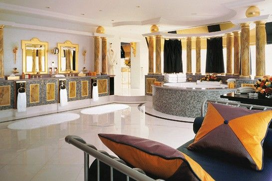 Royal Suite In The Burj Al Arab, Dubai