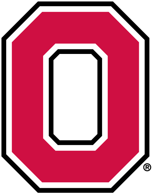 Ohio State Buckeyes Alternate Logo 1987 Ohio State Logo Ohio State Football Ohio State Crafts
