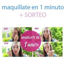 maquillate en 1 minuto - SORTEO LOREAL ^_^ http://www.pintalabios.info/es/sorteos-de-youtube/view/es/128 #ESP #Sorteo #Maquillaje