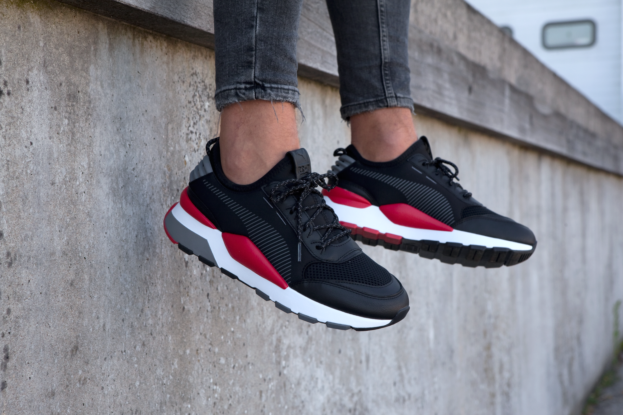 PUMA RS-0 Play | Zwart | Heren | Heren mode schoenen ...