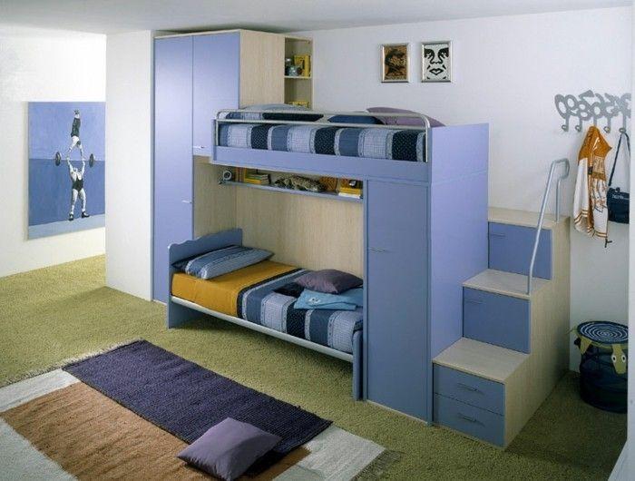 Kinderzimmer einrichten tolle Ideen zum Thema Kinderzimmer für zwei