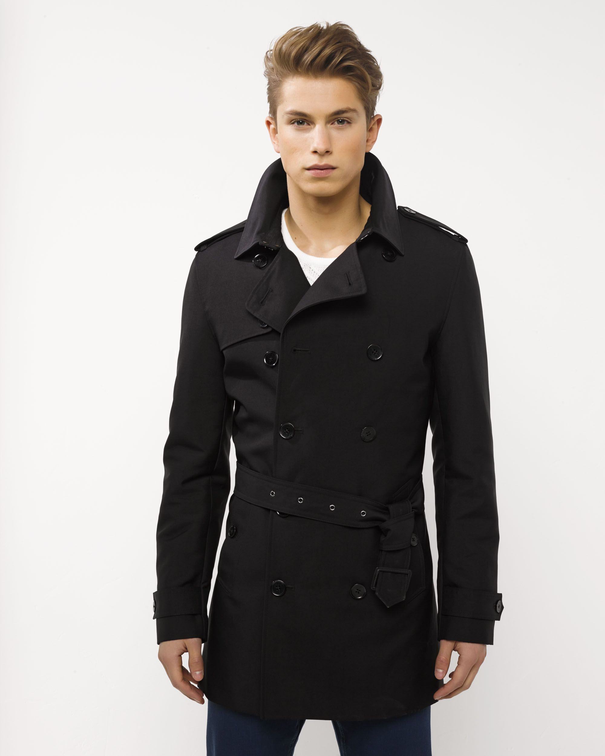 HEREN TRENCHCOAT | 78417717 WE Fashion | Trenchcoat