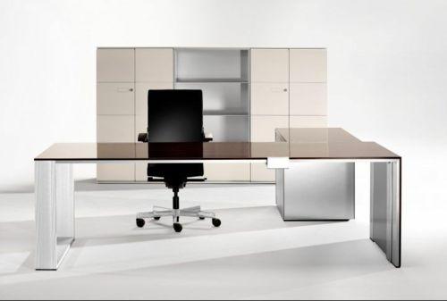 Günstige Schreibtische Fürs Büro Und Home Office   Günstige Schreibtische  Fürs Büro Holz Sachlich Design