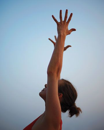 Yoga and Breathing Postures