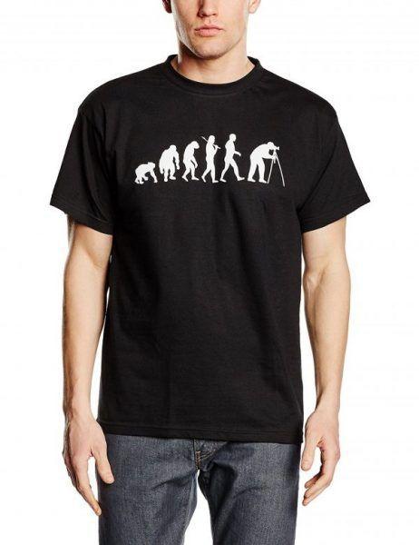 Regalos para fotografos - camiseta para fotógrafo  a46239ed4c954